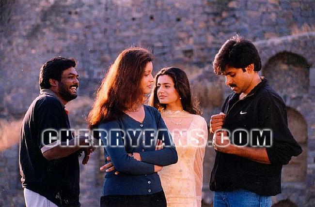 Badri Movie Stills